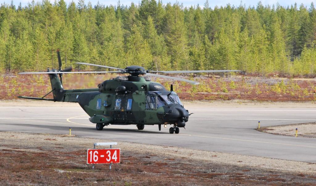 NH 90 NH-208 EFSO 2014-05-21