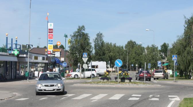 Sodankylän keskusta
