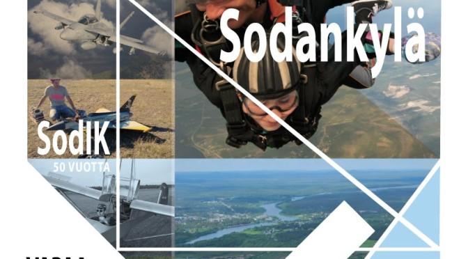 Arctic Airshow 2015 Sodankylä juliste ladattavissa